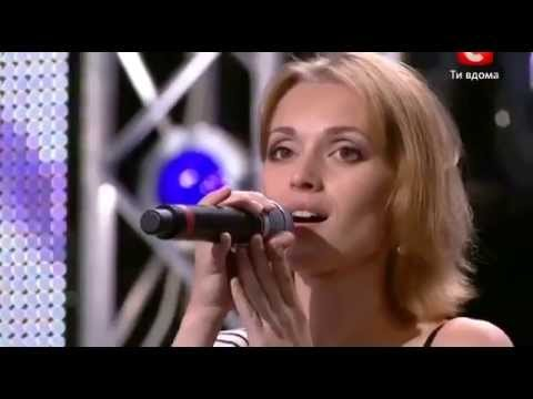 Аида Николайчук   Колыбельная  X фактор 2 Мурашки по коже