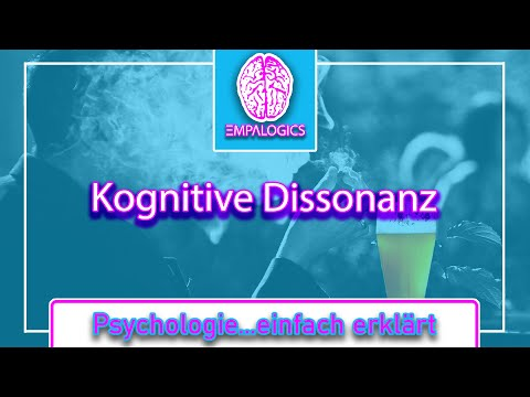 Warum Du Dich selbst belügst? - Kognitive Dissonanz  | Psychologie...einfach erklärt