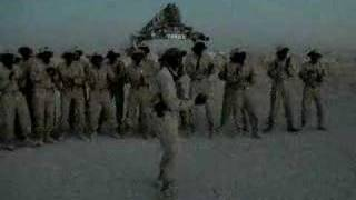 Marine vs Ugandan Breakdance Video
