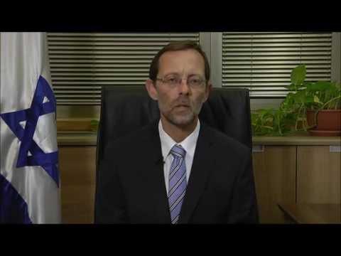 """""""להפוך כיוון לחיים של צדק ומשמעות"""" - Moshe Feiglin: Time to Change Direction"""