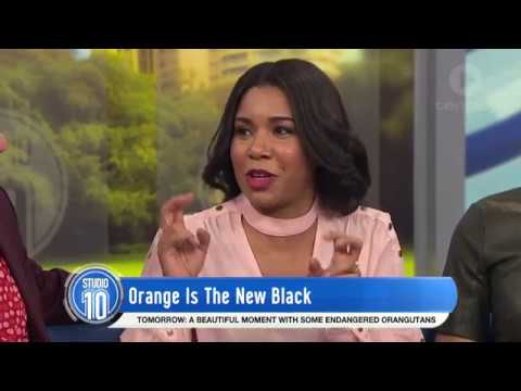 Jessica Pimentel Talks 'Orange Is The New Black' & Heavy Metal | Studio 10