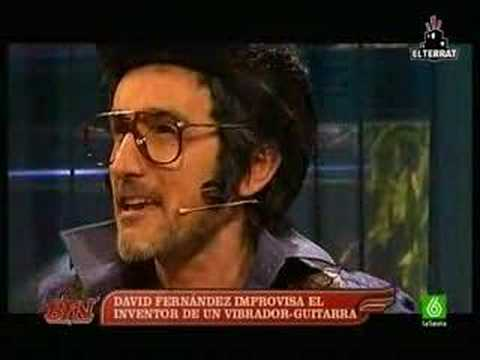 BUENAFUENTE 365 - David Fernández, actor de guardia