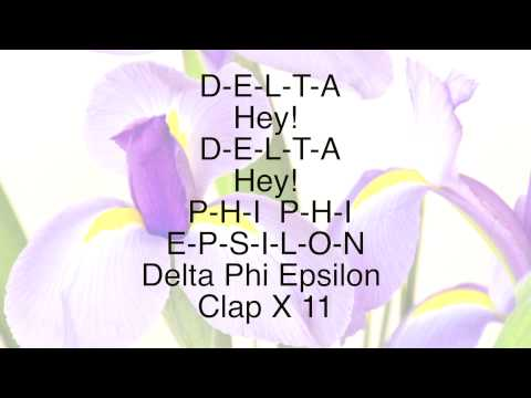 D-E-L-T-A Chant