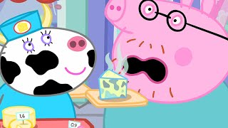 Peppa Pig Full Episodes | The Market | Cartoons for Children