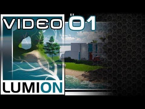 LUMION VD 01 DESCARGA DE LUMION PRO