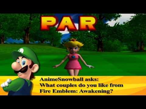 Let's Play Mario Golf: Toadstool Tour - Lakitu Cup