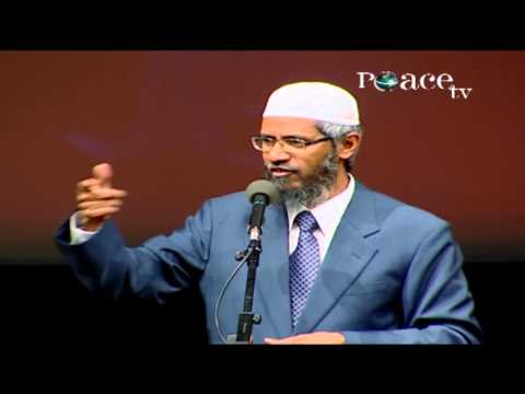 Dr Zakir Naik | Dialogue Between Religions | Saudi Arabia | Full Question & Answer