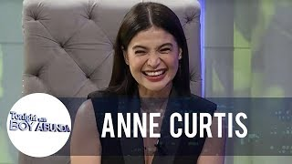 Anne Curtis reveals the sexiest thing she has done with a stranger | TWBA