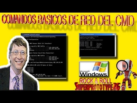 Comandos Basicos De Red Windows 7 Tutorial