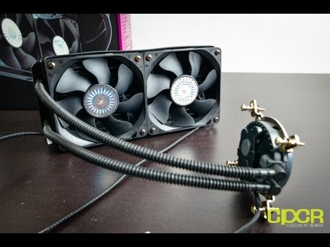 Cooler Master Seidon 240M Unboxing + Written Review