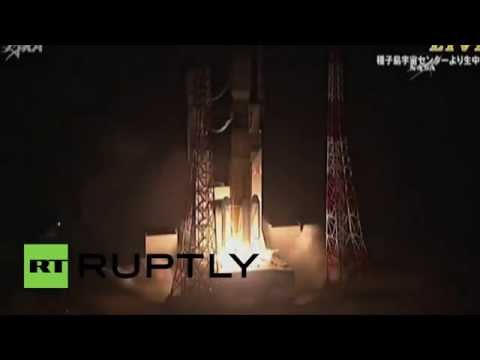 Japan: H-II Transfer Vehicle successfully launched from Tanegashima Space Centre