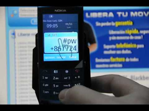 Liberar Nokia X3-02 de Movistar en minutos. Movical.Net