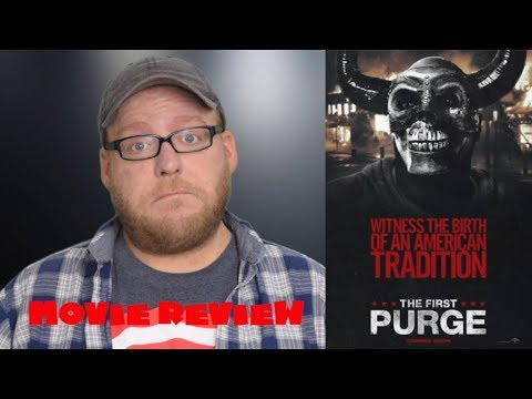 The First Purge | Movie Review | Blumhouse PURGE Prequel | Spoiler-free
