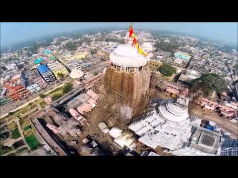 Puri Jagannath Temple in Puri, Odisha