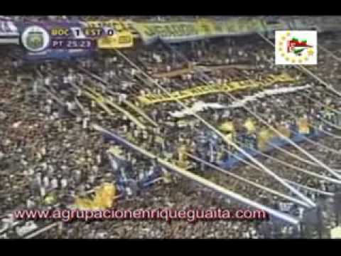 Boca-ESTUDIANTES Clausura 2010.