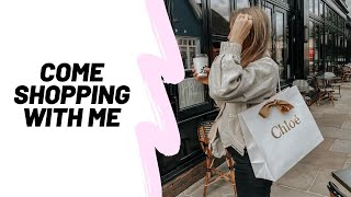NEW IN BICESTER VILLAGE HAUL / Come Shopping With Me / Sinead Crowe