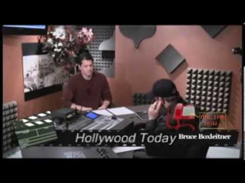 Hollywood Today Show with Bruce Boxleitner