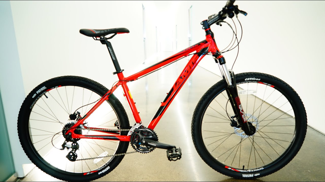 2015 Jamis Bikes Bicycle Jamis Trail X COMP