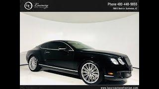 1993 | 2010 Bentley Continental GT Speed | For Sale Scottsdale, AZ
