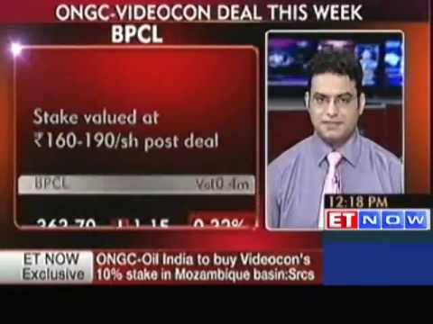 Mozambique Basin : ONGC-Oil India To Buy Videocon's Stake