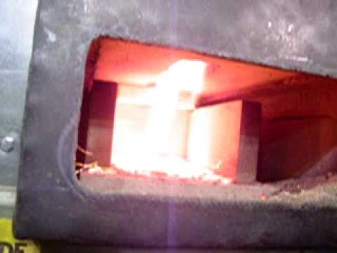 Hot Air Wood Furnace/Wood Gasification