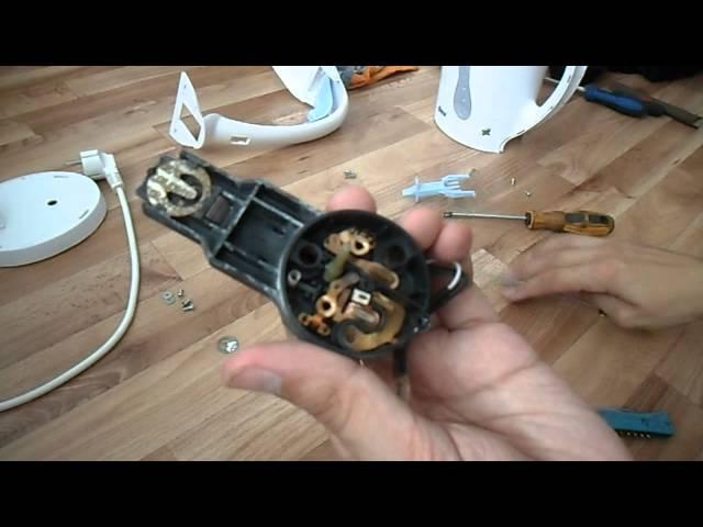 Как отремонтировать электрочайник спиральный - Veproekt.ru