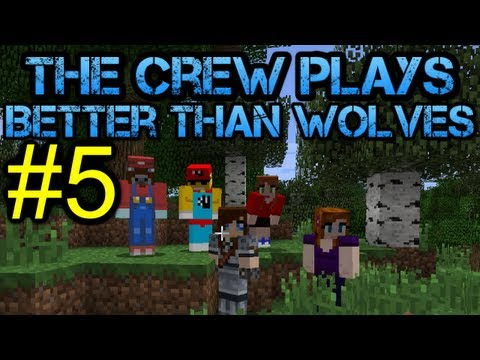 Minecraft - Better Than Wolves Let's Play - Episode 5