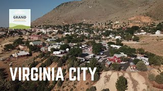 Ep. 55: Virginia City | RV travel Nevada camping