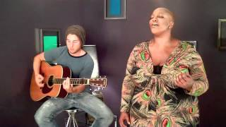 Frenchie Davis sings Crazy by Ceelo Green