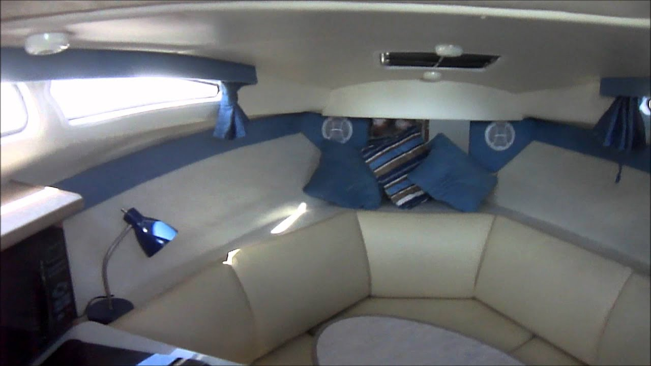 Bayliner 245 Cruiser Video By South Mountain Yachts 949
