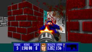 Wolfenstein 3D: The Ultimate Carnage Mode v0.1.0 [Public Release]