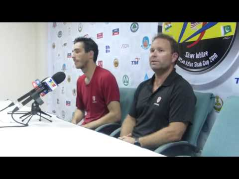Sultan Azlan Shah Cup 2016: Day 5: Canada Post Match Press Con