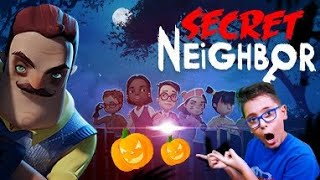 HALLOWEEN DAL VICINO - SECRET NEIGHBOR - Leo Toys