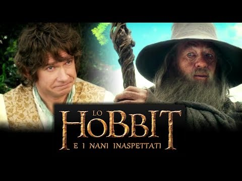 "Lo Hobbit e i nani inaspettati (Parodia del film ""Lo Hobbit"")"