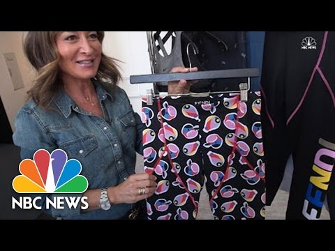Would You Bend Backward For These $450 Yoga Pants? | NBC News