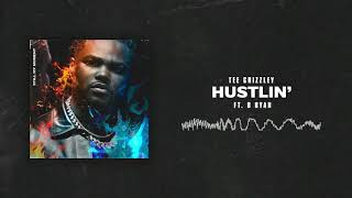 Tee Grizzley - Hustlin' (ft. B Ryan) [Official Audio]