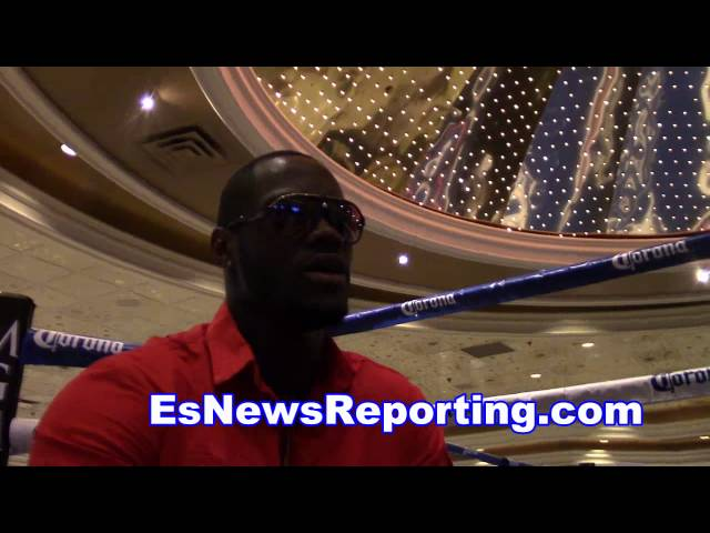 deontay wilder on his talks with boxing greats - EsNews