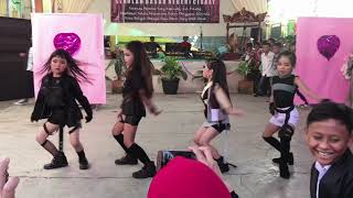Blackpink Dance Cover Performance by Blink Kids at Our School