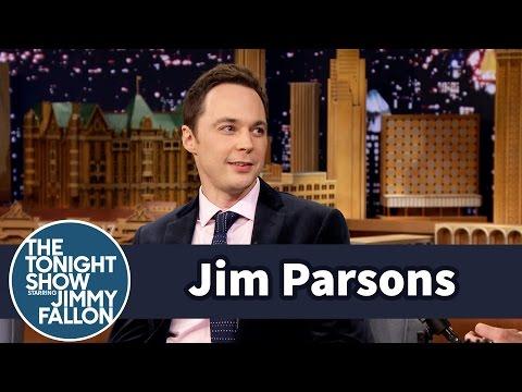 Jim Parsons Annoys Rihanna with Her Song Lyrics