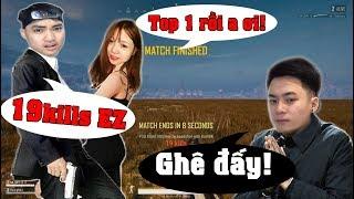 Cặp đôi bá đạo như Ông Bà Smith gánh Deftsu về TOP 1