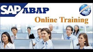 DATABASE VIEW in SAP ABAP Video Tutorial