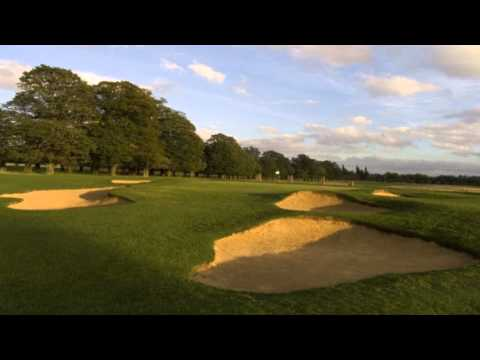 Hampton court palace golf club Kingston London
