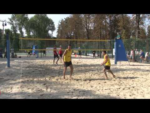 Пляжный волейбол. Финал чемпионата Украины 2014. Харьков
