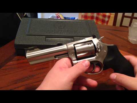 Review of Ruger sp101