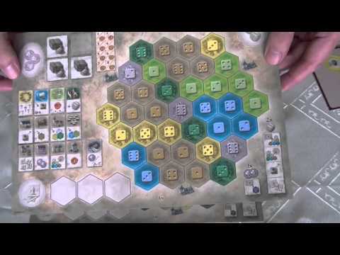 Распакуй! Дополнение к настольной игре - The Castles of Burgundy: The 4th Expansion, board game