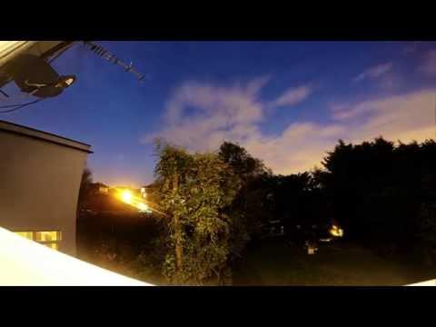 GoPro Hero 4 Black - Night Timelapse 4K