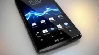 Xperia ion - everything in HD