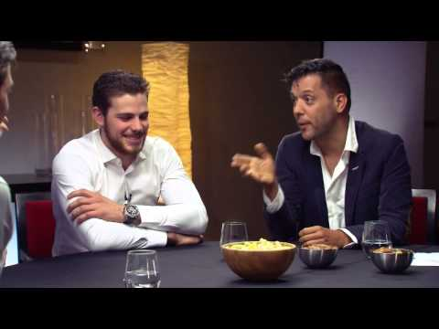 Claude Giroux, Tyler Seguin, and John Tavares - SN360 Round Table Interview