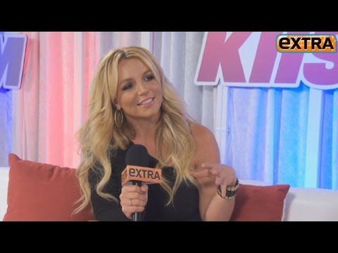 Britney Spears on Being Fit, Her Boys and Career