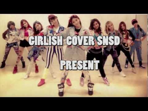 Girls' Generation _I GOT A BOY_Music Video Cover by Girlish From Thailand